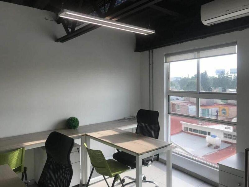 Oficina En Renta En Business Center Cerca De Mundo E (m2o1979)