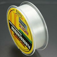 Fluorocarbon Fishing Line 32.6lb/50m Color Clear Material From Japan