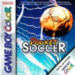 NINTENDO-GAMEBOY-COLOR-JEU-Pocket-Soccer-Module