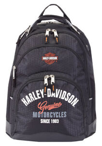 Fonkelnieuw Harley-Davidson Tail of The Dragon Steel Wire Handle Backpack VW-65