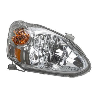 TYC 20-5825-00 Toyota Echo Passenger Side Headlight Assembly