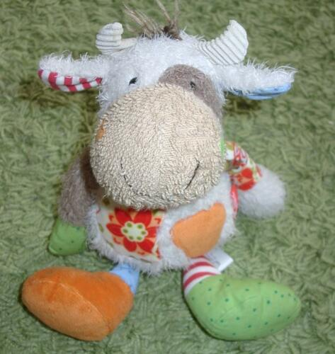Sigikid Sweety Kuh bunt Schlenker ca 27 cm
