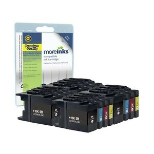 16-Compatible-LC1280XL-Ink-Cartridges-for-Brother-DCP-MFC-Printers-Multipack
