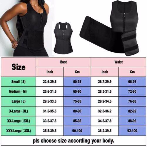 Women Waist Training Trainer Cincher Underbust Corset Body Shaper Shapewear US