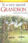 To a Very Special Grandson by Pam Brown (Hardback)