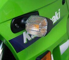 Weisse Blinker-Gläser Kawasaki ZRX 1100/ZRX 1200/ER-5 clear signal lenses