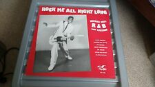 ROCK ME ALL NIGHT LONG V/A KATIE WEBSTER/JAY NELSON/TAL MILLER  LP RECORD