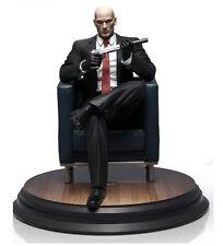 "Hitman Agent 47 Collectors Edition 10"" CHESSMASTER Figure Statue Model Scale Toy"