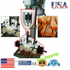 Woodworking Bench Mortiser Square Hole Chisel Drilling Machine For Bench Drill