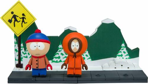 McFarlane Toys South Park The Bus Stop Small Construction Set