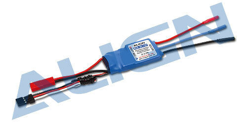 HES15P01T Governer Mode 15A 3A RCE-BL15P Brushless ESC