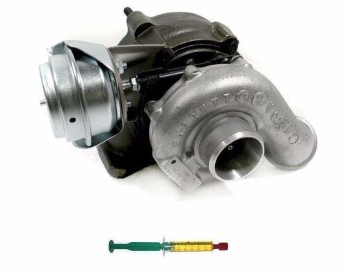 Turbolader OPEL Vectra VOLVO S80 SAAB 2,2 DTI 125PS 24445062 24443096 860055