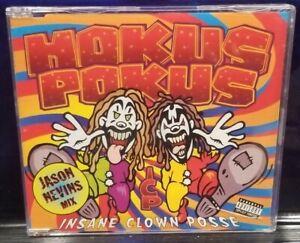 Insane Clown Posse - Hokus Pokus CD RED ICP twiztid juggalo horrorcore boondox