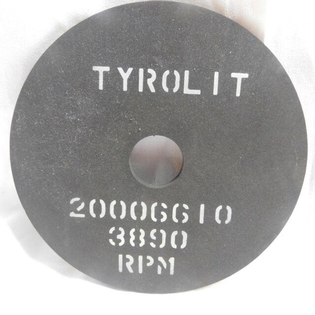 12X1//8X20MM CUT-OFF WHEELS C30-BF//100 T1 TYROLIT 5 PCS NO.20008224 LL1125