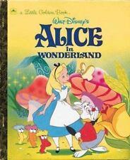 Walt Disney's Alice in Wonderland by Franc Mateu, Good Book