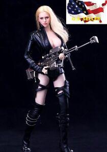 Sexy female agent