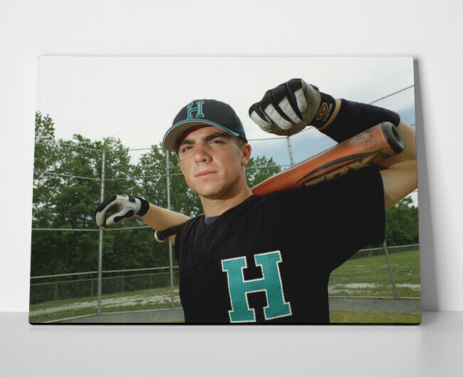David Wright Hickory Poster or Canvas