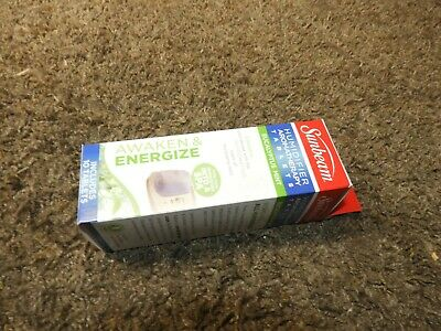 Sunbeam Eucalyptus Mint Humidifier Aromatherapy Tablets Awake Energize | eBay