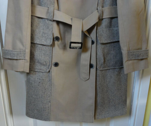 Size Bnwt Limited Natural Coat Colour £89 Collection Mac Wool With 8 Was zp0zwq