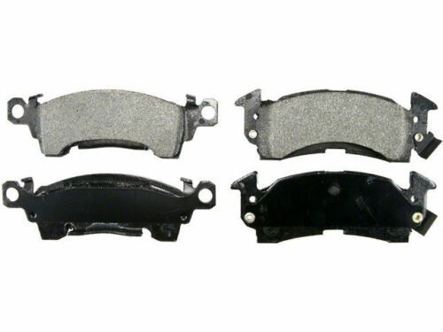 Fits 1974-1981 Chevrolet Camaro Brake Pad Set Front Wagner 69369KB 1978 1975 197