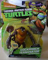 Teenage Mutant Ninja Turtles Cockroach Terminator Action Figure