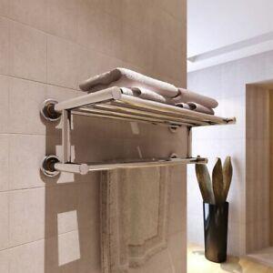 vidaXL-Towel-Rack-6-Tubes-Stainless-Steel-Bathroom-Robe-Hanger-Tail-Holder
