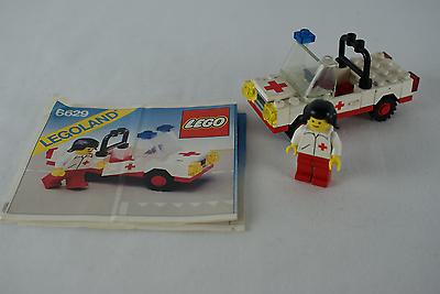 LEGO City Hospital Stretcher Paramedic Ambulance Minifigure Accessory Part 93140