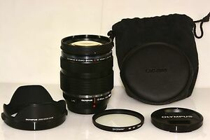 OLYMPUS-12-40MM-F2-8-PRO-LENS-FOR-MACRO-4-3-NEW-CONDITION-amp-WORKING-ORDER
