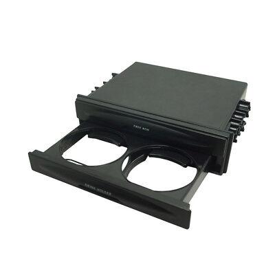 Atreus Car Stereo Radio Dash Trim Storage Box Universal Mounting 1DIN Pocket Drawer Kit