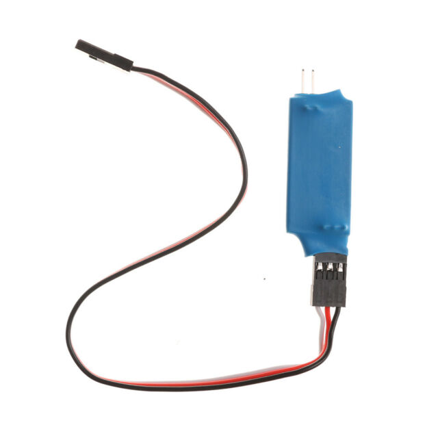 RC Receiver Single-Channel Controlled Switch Car Lights Remote For RCModelCaHGU
