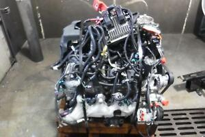 Image Is Loading Chevrolet Tahoe 5 3l Gas Engine Complete Lift