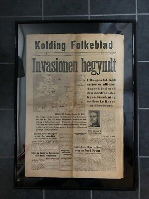 gamle aviser sælges