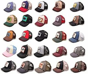 72d2e37192c23 Image is loading Goorin-Brothers-Animal-Farm-Snapback-Hat-Baseball-Cap-