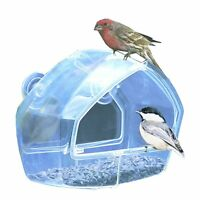 Birdscapes Clear Window Feeder 348 , New, Free Shipping on sale