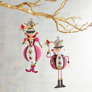 Nwt Pier 1 Imports 2 Pc Set 1 King 1 Queen Valentines Day Tree