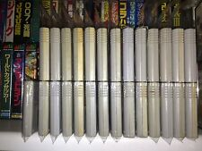 20 Re-Sealable Protective Wraps 4 SNES Super Famicom Sega Mega Drive SMS N64 Jag