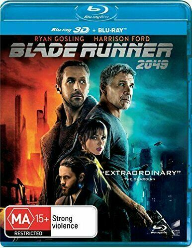 Sony Pictures Blade Runner 2049 Blu Ray For Sale Online Ebay