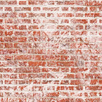 1:12 Scala Tumdee Bambole Casa Qualità Scheda Mattone Carta A3 29.7cm x 43cm