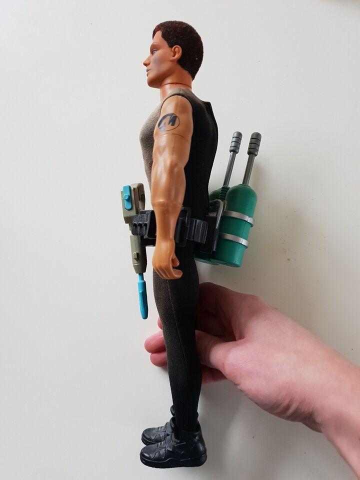 Retro action man