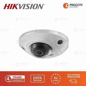Hikvision Dome Camera DS-2CD2543G0-IWS F2.8, 4MP, H.265 Micro SD slot, PoE