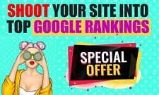 Shoot Your Site Into Top Google Rankings With All In One High Pr Quality Backlin