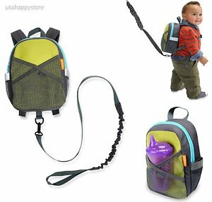 181829542608 in addition 32518440224 further Moonwalk Baby Walking Harness furthermore Seat Belt Dog Harness also Vintage Baby Harnesses. on toddler backpack leash safety harnesses