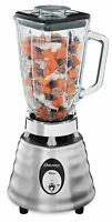 Oster 4093-008 5-cup Glass Jar 2-speed Beehive Blender Brushed Stainless