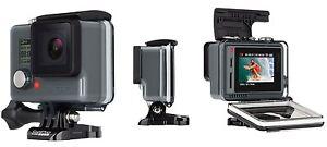 GOPRO HERO+ LCD plus TouchScreen HD Wateproof 8MP/1080p NEW + WARRANTY CHDHB-102