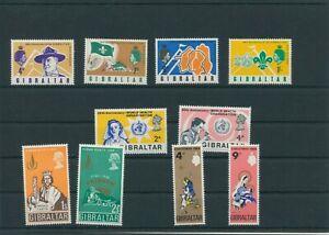 Gibraltar-Vintage-1968-Neuf-MNH-Complet-Lire-la-Description