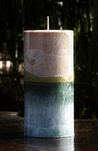 Lg LAVENDER GUM LEMONGRASS CINNAMON TEA TREE Candle Tin for Respiratory Support