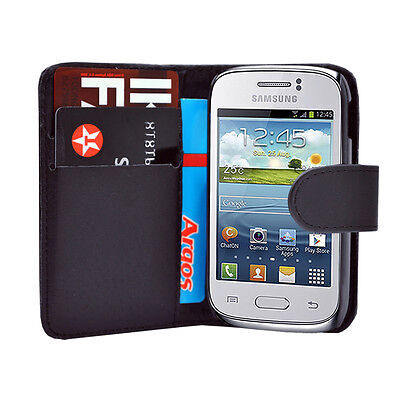 flip cover samsung young