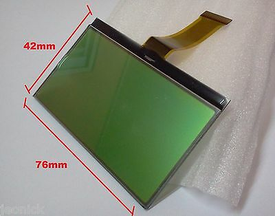 Replacement spare part LCD Screen display Turnigy 9x Flysky FS-TH9X Imax Eurgle