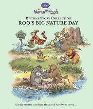 """Disney Storybooks - """"Winnie the Pooh"""": Roo's Big Nature Day (Winnie the Pooh Bed"""