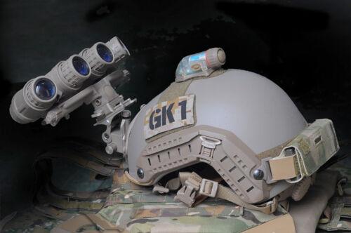 New Tactical Helmet NVG Counterweight Bag Balancing Pouch w//5 Weight Blocks